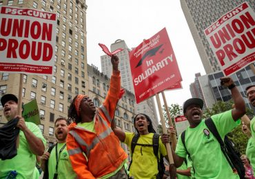 Labor Clout Takes A Hit In Supreme Court Ruling On Dues