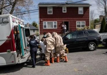 Coronavirus: Why is NYC reporting surge in virus deaths?