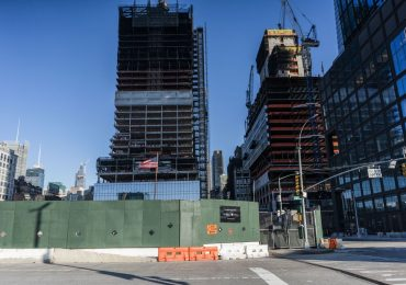 Which NYC construction projects are 'essential' right now?