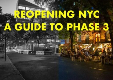 Everything You Need To Know About Phase 3 Of Reopening NYC