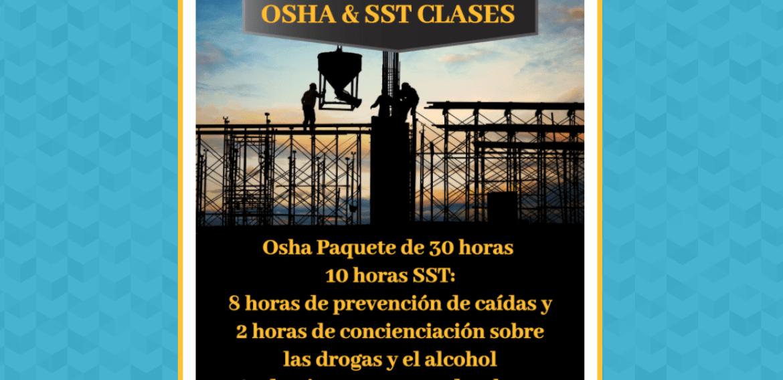 ¡Nuevas clases de español!
