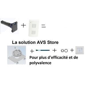 Avs Store Adaptation Moteur Somfy Pour Volet Roulant Bubendorff