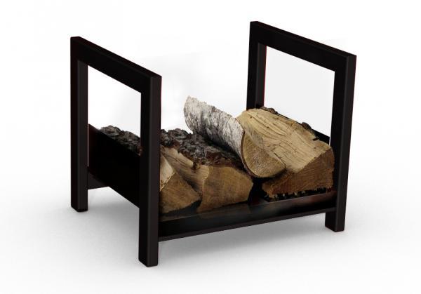 mind noir xl pour entreposer votre bois