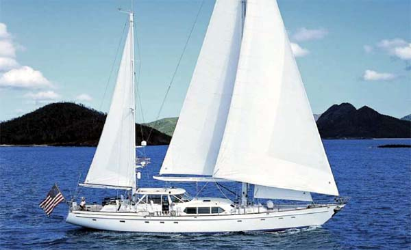 All Ocean Sailing Yachts For Sale 88 Sparkman And Stephens Sailing Yacht SEA ANGEL