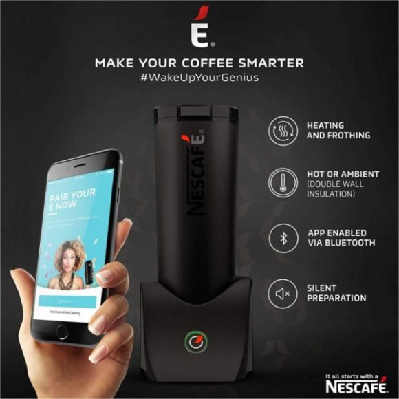 Nescafé É Smart Coffee Maker Now Available in India | All in One Maker + Container + Bluetooth!
