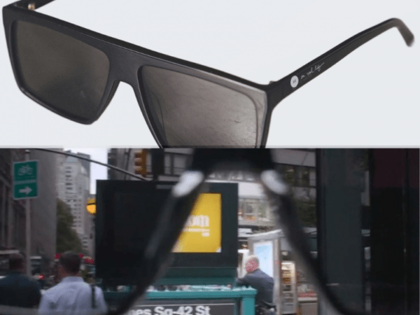 Sunglasses which Blocks all Screens around you by IRL *Magical*