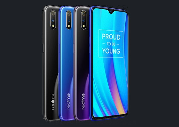 Realme 3 Pro Launched with Snapdragon 710 SoC, Big Battery, Big Screen and 25MP Selfie Cam!