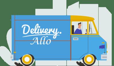 Offre emploi Bruxelles – Chauffeur livreur permis B / Magasinier