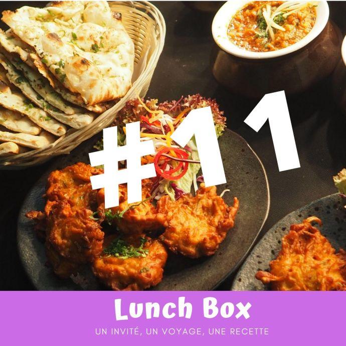 lunch box le voyage culinaire par florence bzeznik sur allo la planete radio