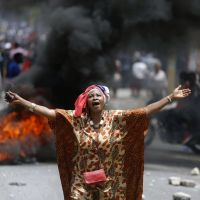 Haïti gangrénée, Haïti révoltée