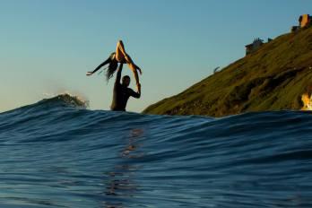 surf tandem avec rico leroy @cory walter
