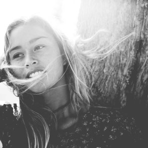 Alessa Quizon By Tim Kothlow