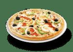Pizza-Végétarienne