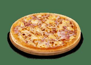 Pizza-hawaîenne