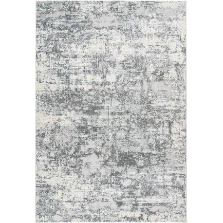 tapis raye a poils courts pour salon rectangle vintage paris