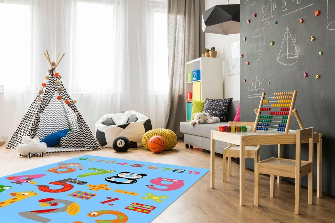comment choisir son tapis enfant