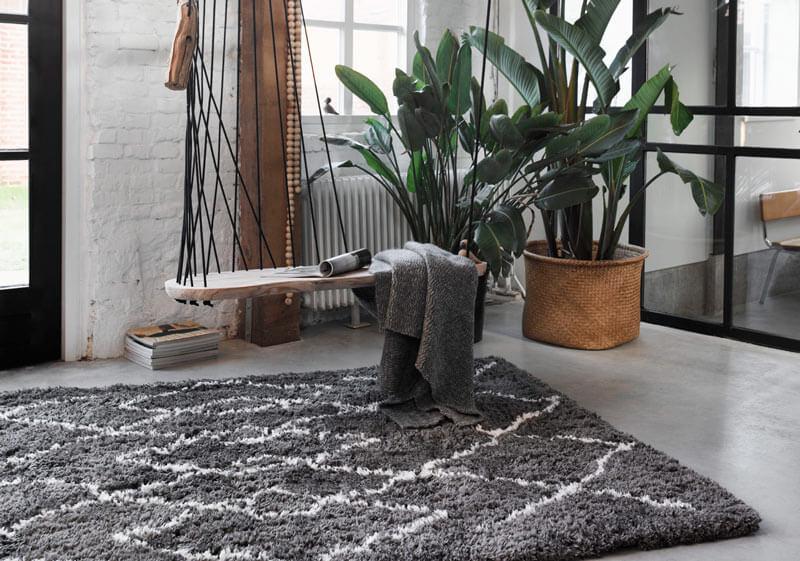 tapis ethnique berbère