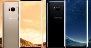Galaxy-S8-Officiel-Avant-Arriere-Or-Noir