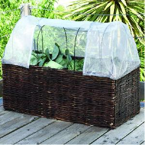 Vegetable And Tomato Planter From Patio Growing