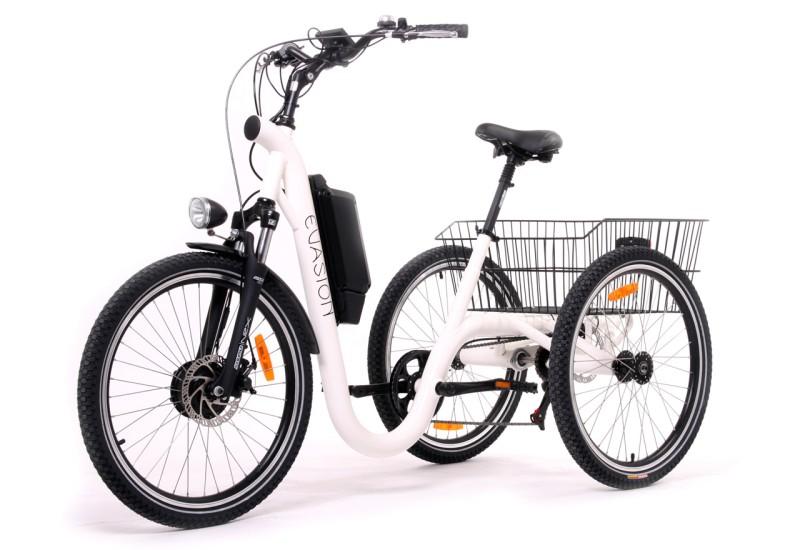 le tricycle francais electrique evasion