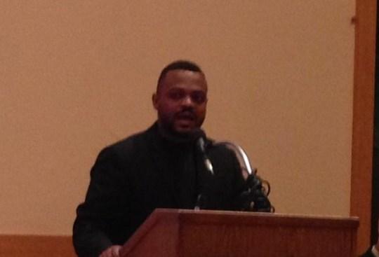 Ed Laborde of Power Up Communities.