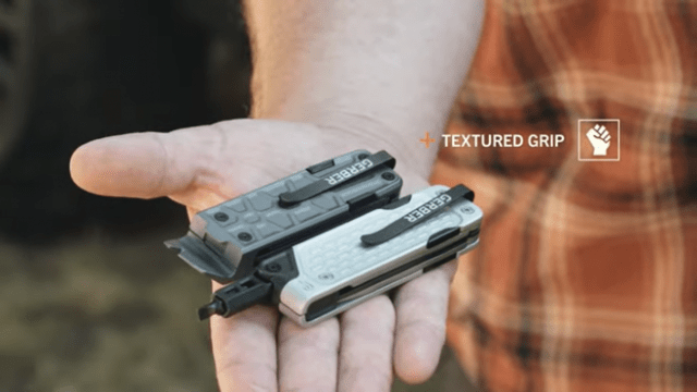 NEW Gerber Lockdown Drive & Lockdown Pry – Compact Multi-Tools