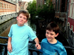 5 Things to Do in Ghent with Kids