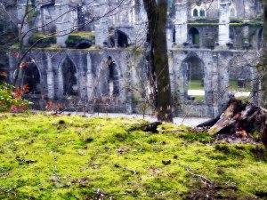 Belgium with Kids: A monk's life in Villers-la-Ville