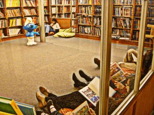 School of Comics: A Day with the Belgian Comic Book Guy