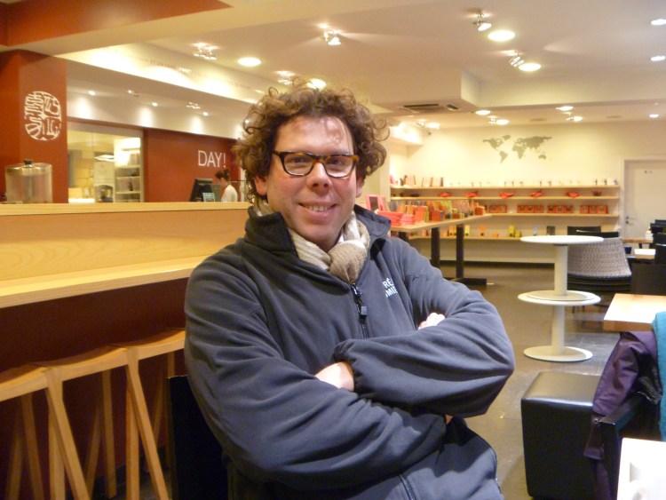 Laurent Gerbaud - Belgian chocolate artisan