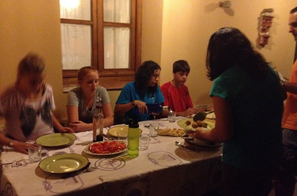 RTW Week 2 – Family CouchSurfing in Spain