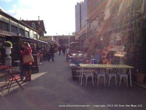Clignancourt market