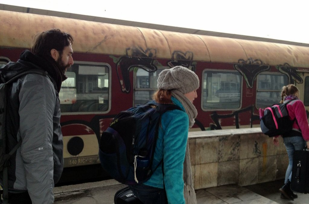 Eurail with kids: part two of our family Eurail adventure