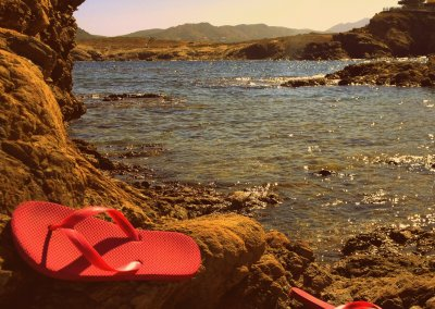 A lazy afternoon at Cap de Creus, in Catalonia, Spain.