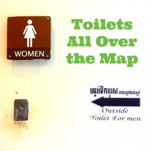 http://toiletsalloverthemap.tumblr.com/ - toilets! from all over the map!