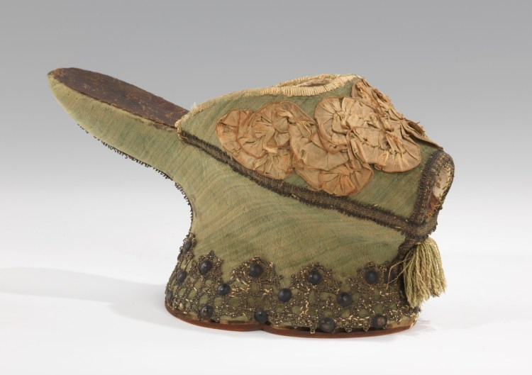 "Italian chopine at the Brooklyn Museum ""Killer Heels"" exhibit"