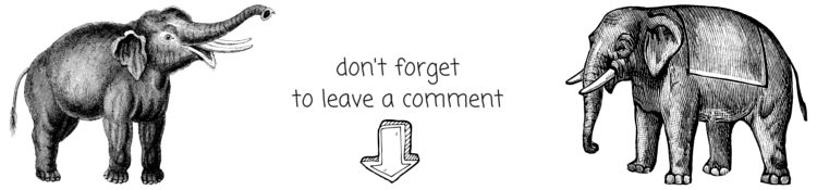 Don't forget to leave a comment