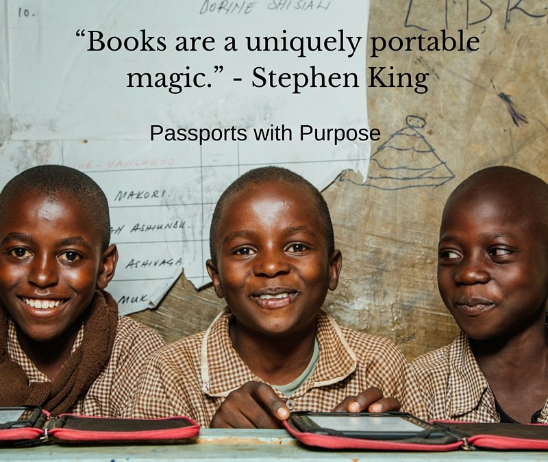 Do good and have fun with Passports with Purpose