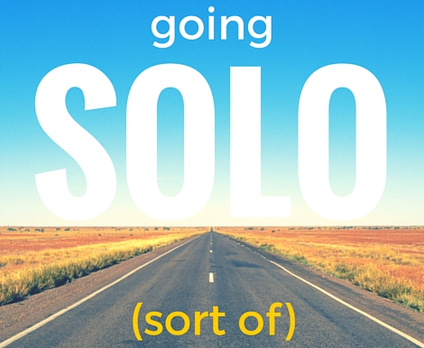 Solo travel plans