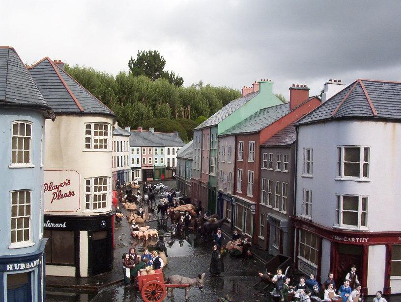 Model Railway Village in West Cork on Ireland's Wild Atlantic Way with Kids
