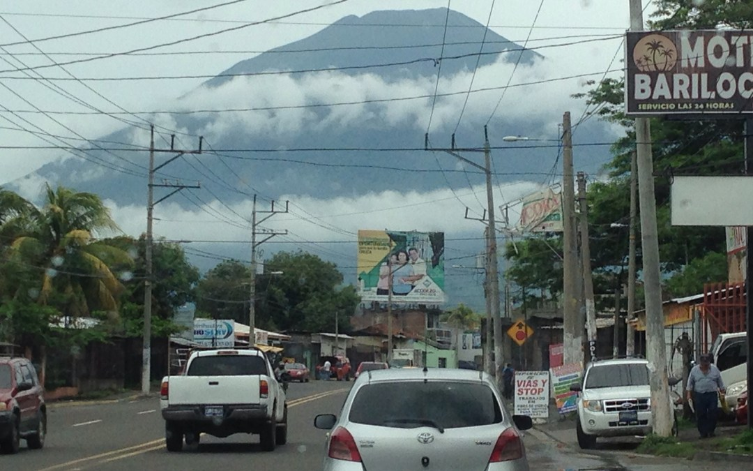 Revolution in El Salvador