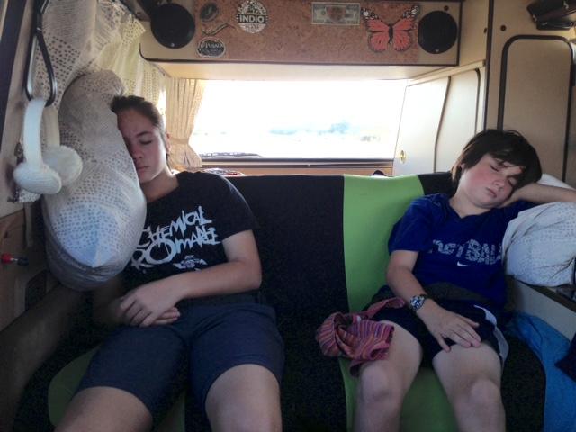 Nap Time in Chiapas