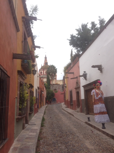 SMA street