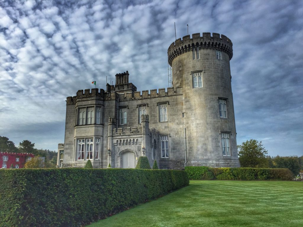 Dromoland Castle by WHAT BOUNDARIES TRAVEL- Castle Hotels in Ireland