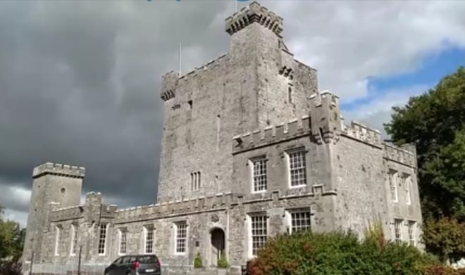 Knappogue Castle Hotel in Ireland