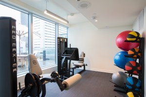 Hotel Alessandra Fitness Center