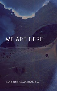 Book Cover: We are Here