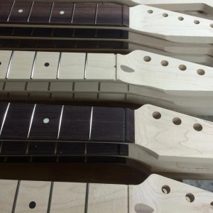 In-Stock Guitar Necks