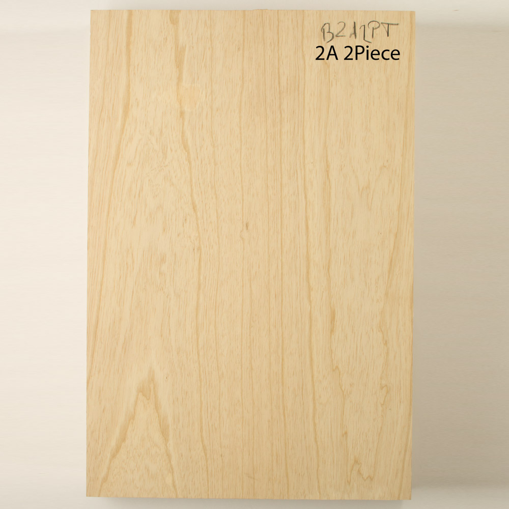 Swamp Ash Body Blank 1 piece for bass and guitar