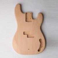 Alder P-Style Bass Body